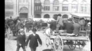 San Francisco Earthquake And Fire - April 18, 1906