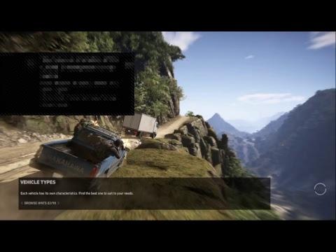 Ghost recon wildlands explore /story