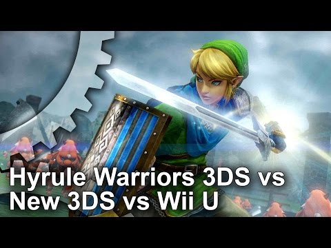 Face-Off: Nintendo 3DS vs New 3DS • Eurogamer net
