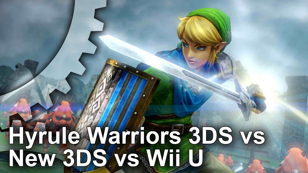 How Does Hyrule Warriors Legends Play On New 3ds Vs The Old 3ds Polygon