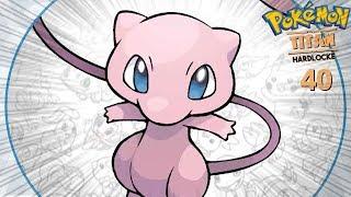 Pokémon Titan Hardlocke Ep.40 - Y DE REPENTE APARECE EL DIOS MEW