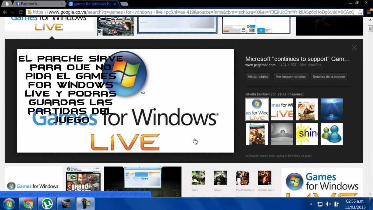 Solución Para Que Un Juego No Pida Games For Windows Live