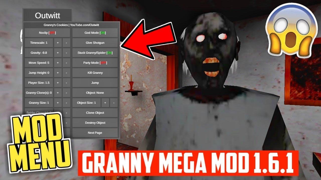 granny mod menu apk outwitt