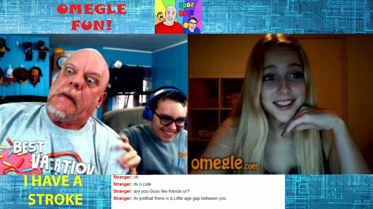 Omegle Fun - I Have My First Gay Relationship  Another -6276