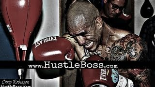 Miguel Cotto media workout highlights ahead of Delvin Rodriguez clash [HD]