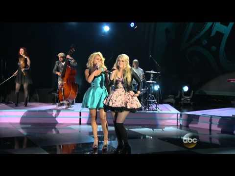 Miranda Lambert & Meghan Trainor  All About That Bass  The 48th Annual CMA Awards