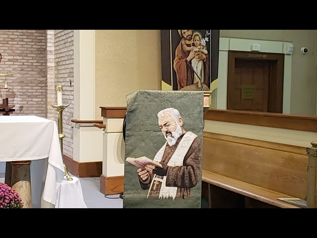 Divine Mercy, The Angel's and Devils in the Life of St Pio