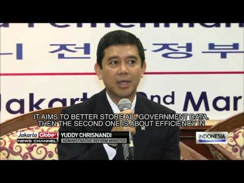 Indonesia - South Korea Will Launch E-Government Center