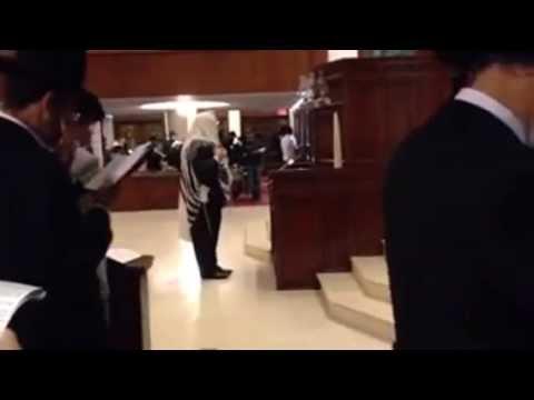 החזן יעקב מוצן תקציר סליחות 2014 -  cantor jacob m