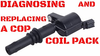 How To Diagnose And Fix/Replace A Misfiring Coil Pack/Ignition Coil (5.4 Triton specific)