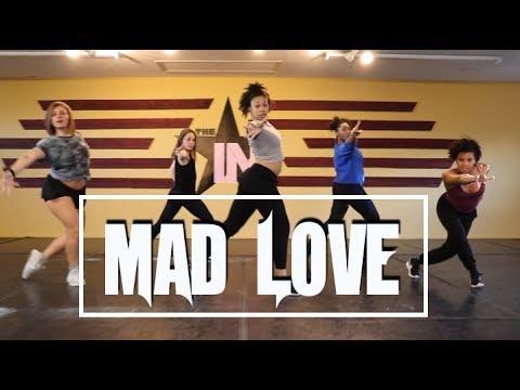 SEAN PAUL DAVID GUETTA Ft. BECKY G. - Mad Love | @theINstituteofDancers | Choreography Alyssa Lenay