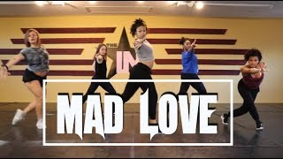 SEAN PAUL DAVID GUETTA ft. BECKY G. - Mad Love | @theINstituteofDancers | Choreography Alyssa Lenay