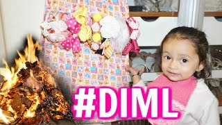 #DIML - ANA Growing Up, Lohri Celebrations, Clip Hanger DIY | ShrutiArjunAnand