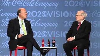 Warren Buffett On Why He'll Never Sell a Share of Coke Stock
