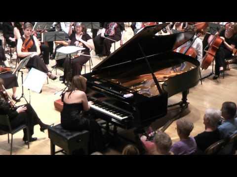 Petersfield Orchestra Solo Encore : Valentina Seferinova - Rachmaninoff 'Prelude in C sharp minor'