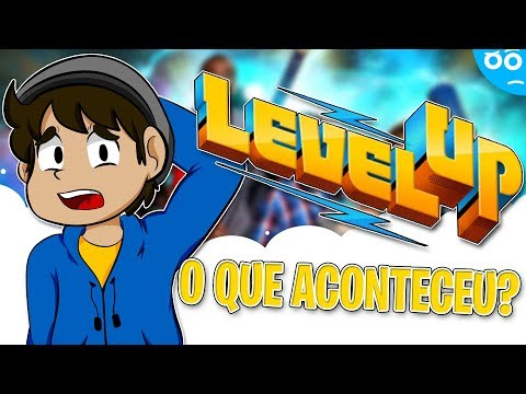 Lembram de LEVELUP? A série fracassada do Cartoon Network.
