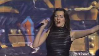Kareen Lefkada - Mon Monde a Moi (World Tribute to the Funk Live in 2003)