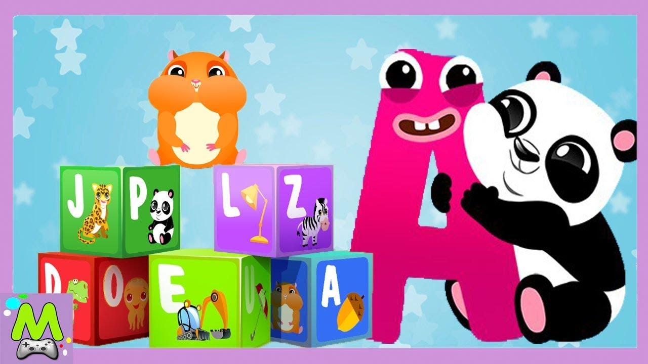 Английский Алфавит - Учим Буквы Весело - Учим Английский ...