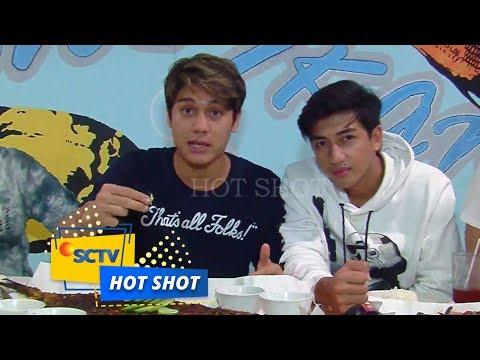 Rizky Bilar Gemar Makanan Aneka Laut - Hot Shot