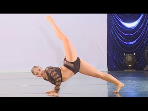 Lauren Shaw  SinkingFloating Solo For Best Dancer at The Dance Awards