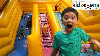 สกายเลอร์ | เล่นสวนสนุก Indoor playground Kidzoona The Mall Bang Kae