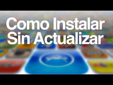 Aplicación Requiere iOS 5 iOS 6 iOS 7 iOS 8 iOS 9