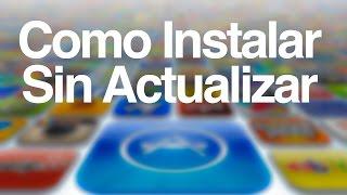 Aplicación Requiere iOS 5 iOS 6 iOS 7 iOS 8 iOS 9 - iPhone 4 iPad 1 iPhone 3GS iPhone 3G iPod touch
