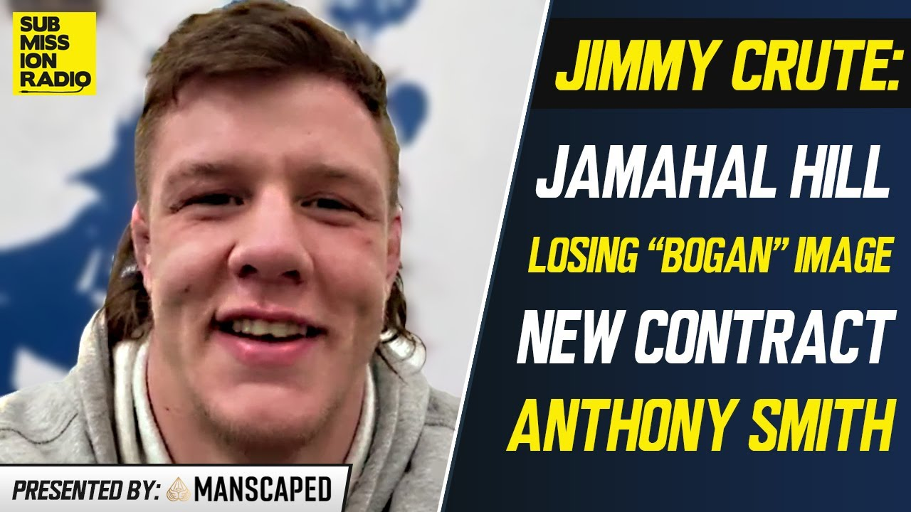 """Jimmy Crute Praises """"Tough As F***"""" Jamahal Hill But Expects to """"Knock Him Out"""""""