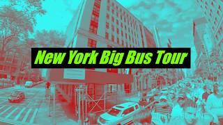 NYC BIG BUS TOUR WITH INSTA 360 ONE X... #NYC #INSTA360ONEX