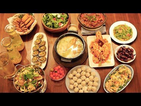 如何准备一桌完美的年菜【曼达小馆】