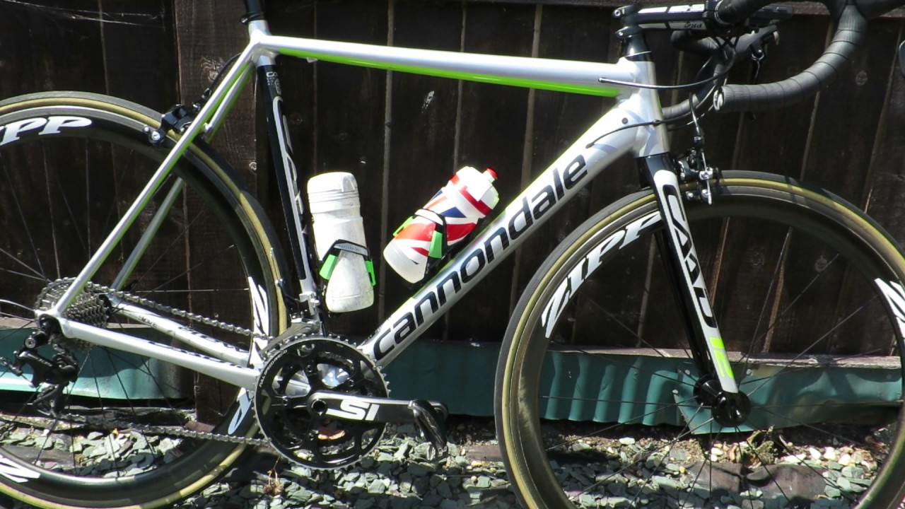 6b4f52b14ea What's The Cannondale CAAD12 105 Like On The Flats? Joe's Cycling Reviews