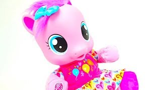 My Little pony toy play set Soft Pinkie Pie