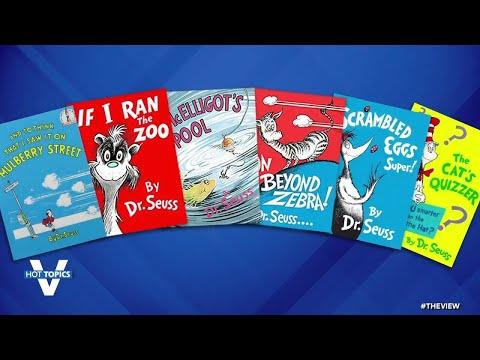 6 Dr. Seuss Books Ceasing Publication | The View