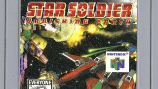 Classic Game Room - STAR SOLDIER: VANISHING EARTH review for N64
