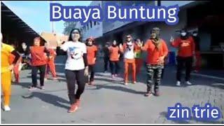 Buaya Buntung Zumba - Inul Daratista - Senam kreasi