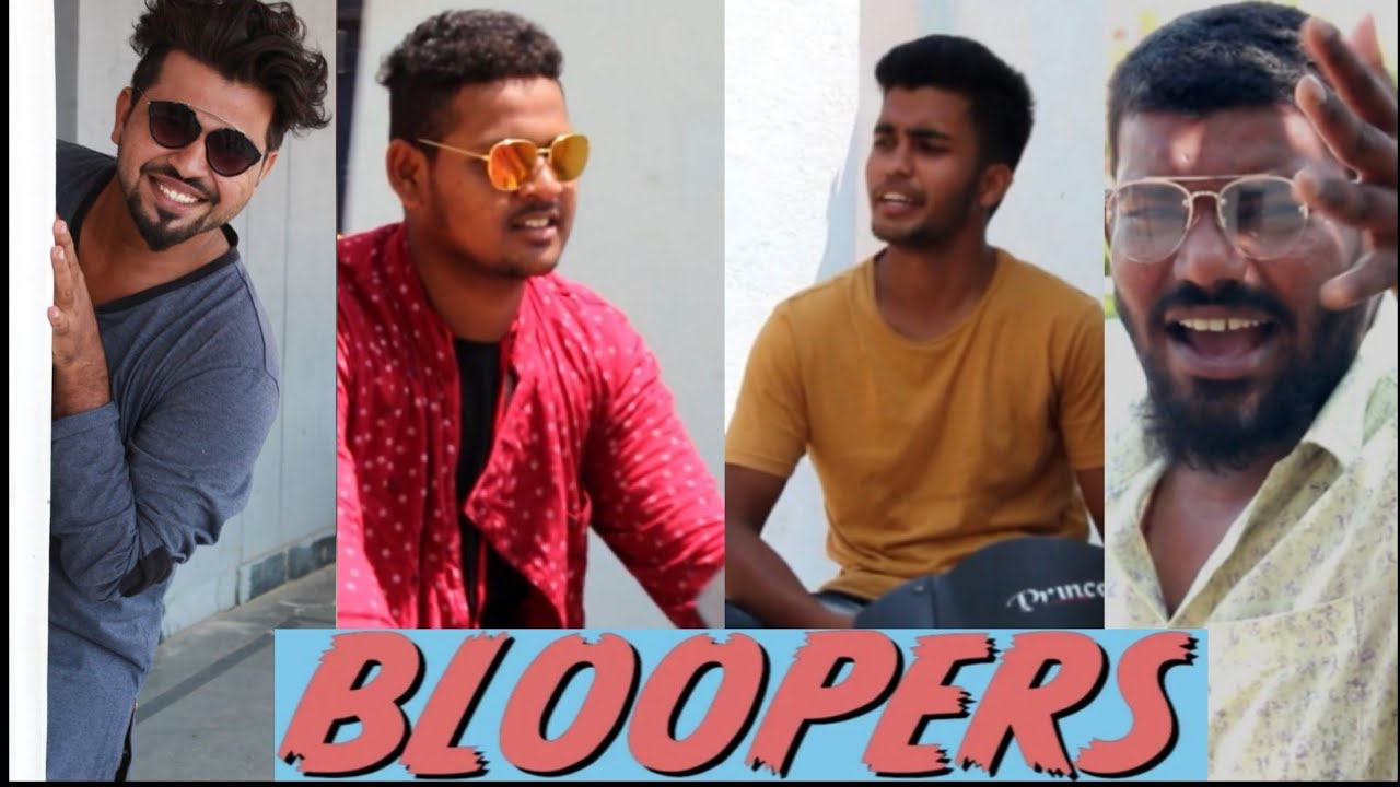 Funny Bloopers || Nalgonda Diaries ||Prince Ammaz Nalgonda Videos
