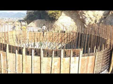 Construction of reservoir tank  (RVTs), Lekhnath,Kaski, Nepal