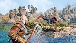 God of War Ragnarok - New Gameplay Trailer (PS5)