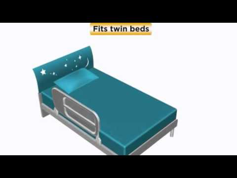 Safety 1st Stay Bed Rail