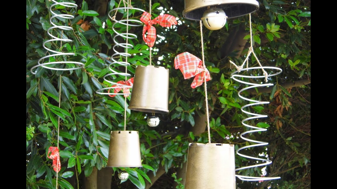 Garden Bells I Garden Gongs And Bells YouTube