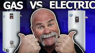 Gas vs Electric Water Heater (Which is Best?) - Ask a Plumber