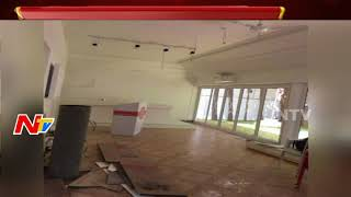 Pawan kalyan's janasena office under renovation || ntv