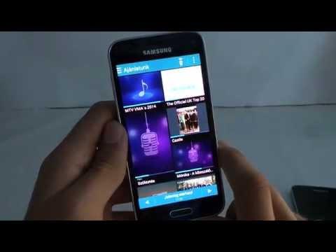 Samsung Galaxy S5 Mini Android bemutató videó
