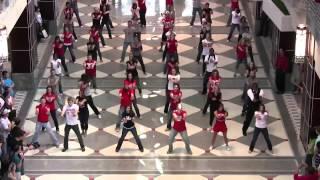 Танцевальный флэшмоб в торговом центре. США, Огайо. 2010г.(The best Flash Mobs in the world: https://www.youtube.com/user/FlashMobPlanet Флеш моб - от английского