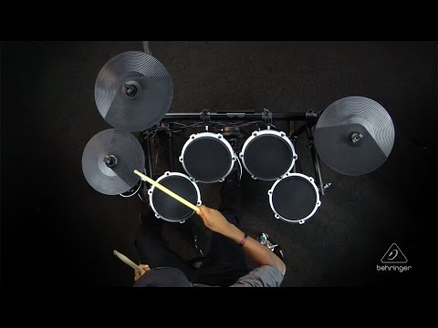 XD80USB High-Performance 8-Piece Electronic Drum Set