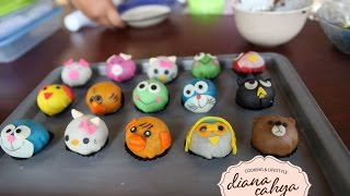 Cold Mooncake with Diana Cahya