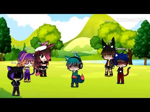 Boys and girls singing battle (Gacha life) (read the description)