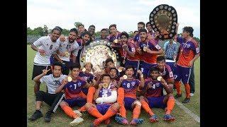 IFA Shield: FC Pune City thrash Mohun Bagan 3-0 to clinch the title