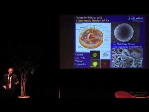 "Brown Symposium XXXVI - Mauro Ferrari: ""Nanomedicine and New Societal Horizons"""