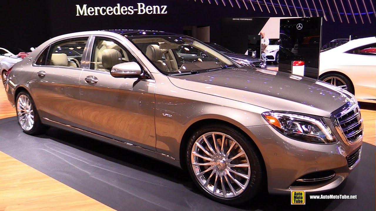 maybach interior 2015. 2016 mercedes maybach s600 exterior and interior walkaround 2015 new york auto show youtube